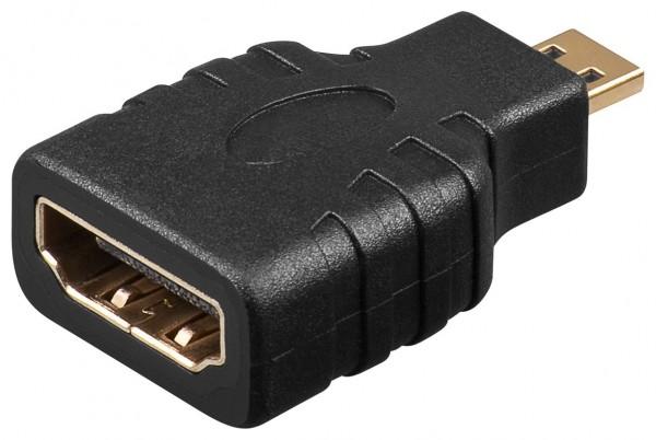 Micro HDMI Adapter - HDMI A-Buchse > Micro HDMI D-Stecker