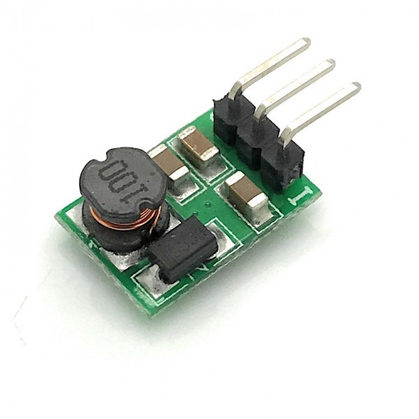 Mini Step-Down Converter einstellbar 4,75-40V -> 0,9-30V / 800mA mit Pin-Header