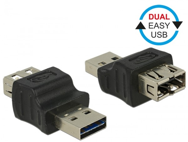 EASY USB 2.0 Adapter A Stecker - A Buchse