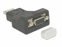Staubschutz für VGA Buchse 10 Stück transparent