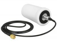 GSM/UMTS Antenne SMA 0,7 ~ 1,6 dBi omnidirektional weiß outdoor