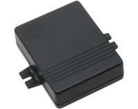 Kunststoff Modul Gehäuse 72x56x21mm schwarz