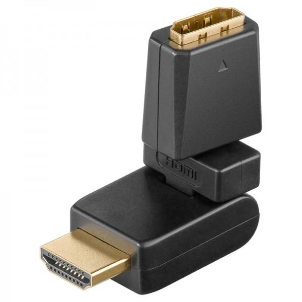 360° abwinkelbarer HDMI Adapter
