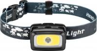 LED-Stirnlampe, High Bright 240, schwarz